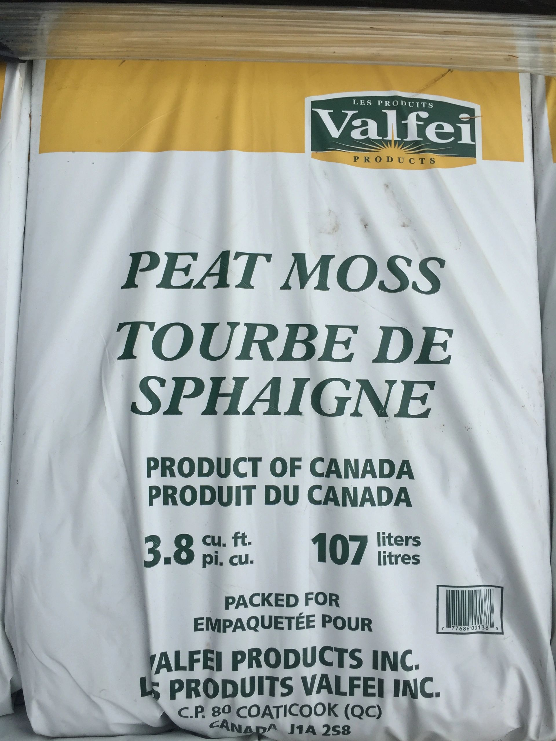 Valfei Peat Moss